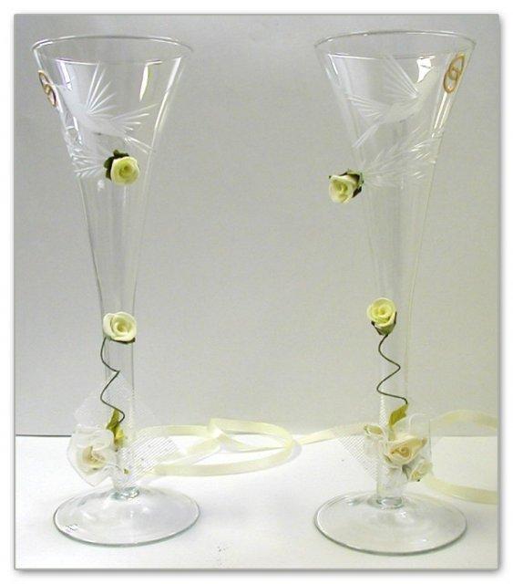 Snehulienka - ...poháre na prípitok...