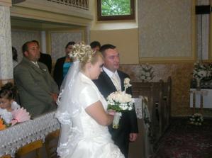 ...manželský sľub...