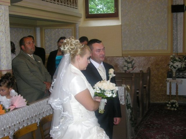 Tímea Tušaiová{{_AND_}}Jozef Mitro - ...manželský sľub...