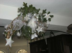 dalšia z mojich vianočnych kreacii