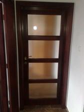 na izby sme dali tketo dvere