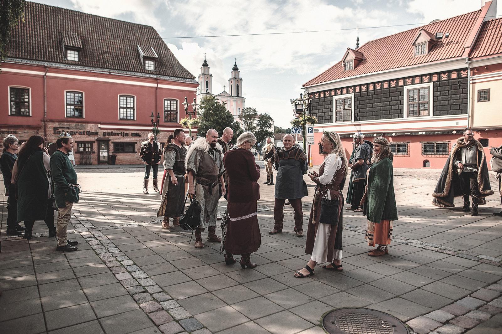 Svadba inšpirovaná seriálom Vikingovia - Obrázok č. 2