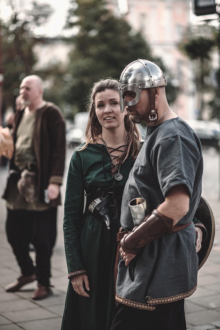 Svadba inšpirovaná seriálom Vikingovia - Obrázok č. 3