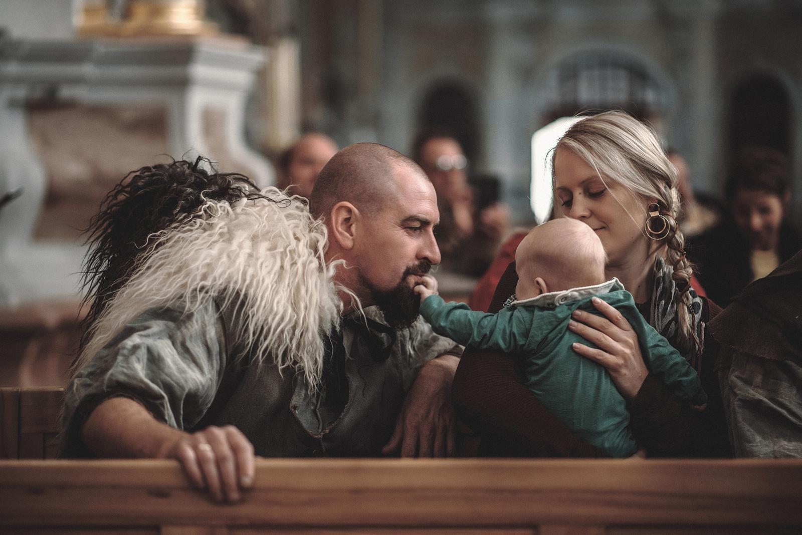 Svadba inšpirovaná seriálom Vikingovia - Obrázok č. 6
