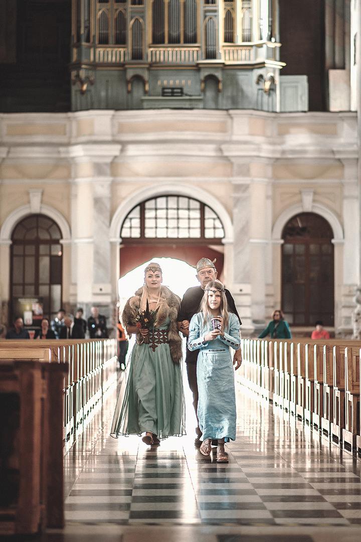 Svadba inšpirovaná seriálom Vikingovia - Obrázok č. 8