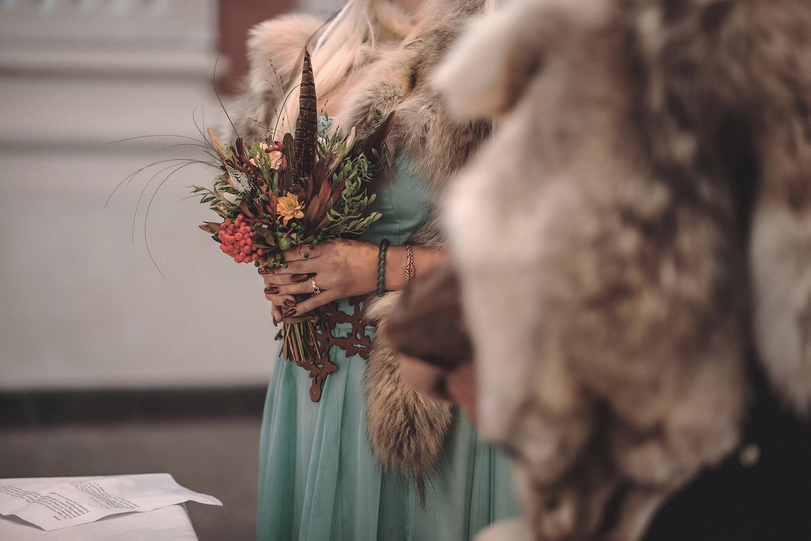 Svadba inšpirovaná seriálom Vikingovia - Obrázok č. 10