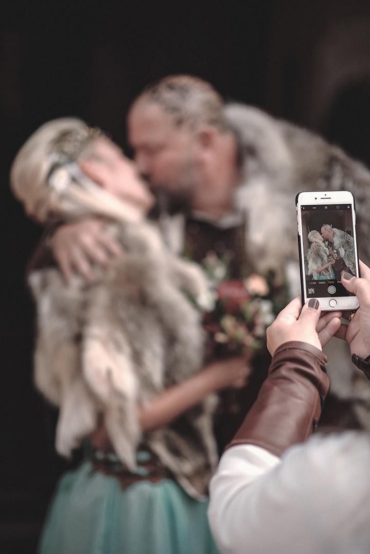 Svadba inšpirovaná seriálom Vikingovia - Obrázok č. 12