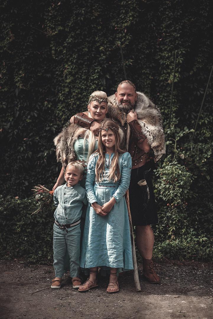 Svadba inšpirovaná seriálom Vikingovia - Obrázok č. 13