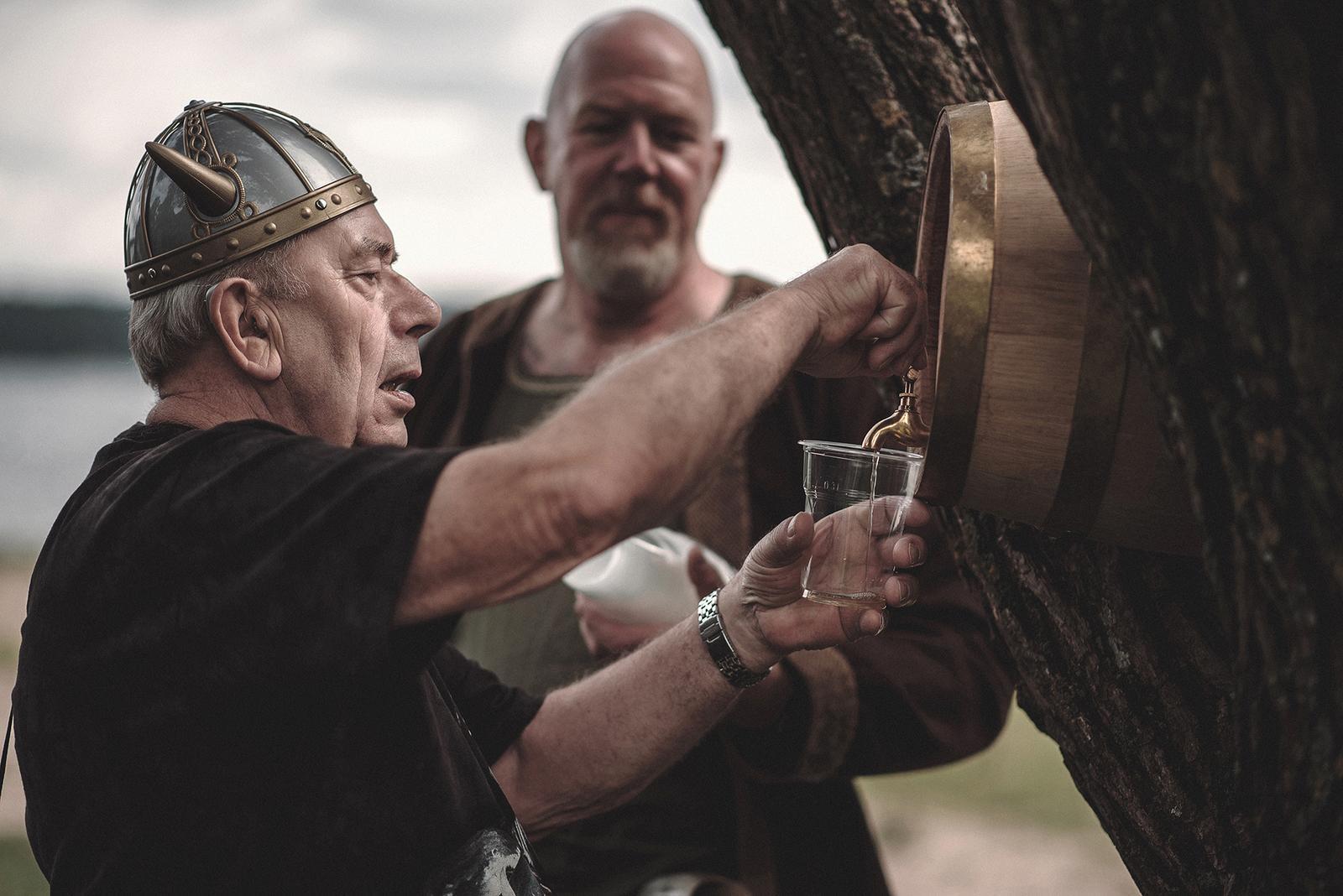 Svadba inšpirovaná seriálom Vikingovia - Obrázok č. 15
