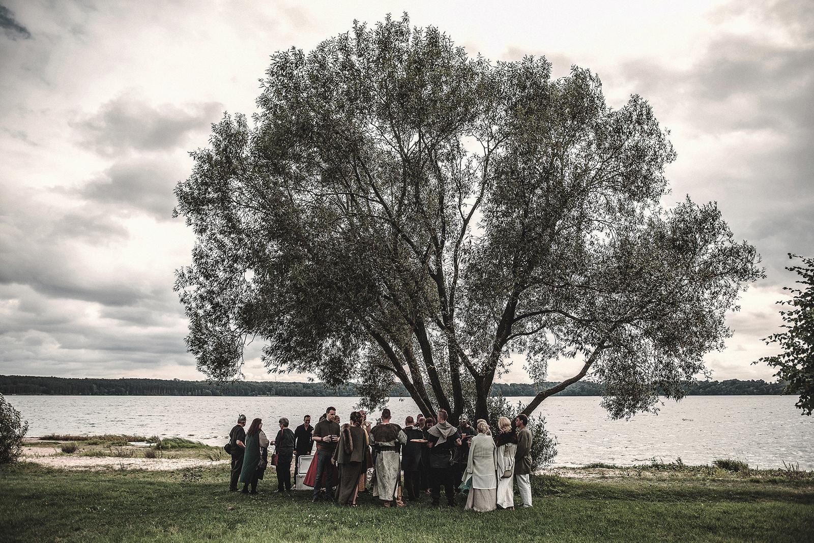 Svadba inšpirovaná seriálom Vikingovia - Obrázok č. 16