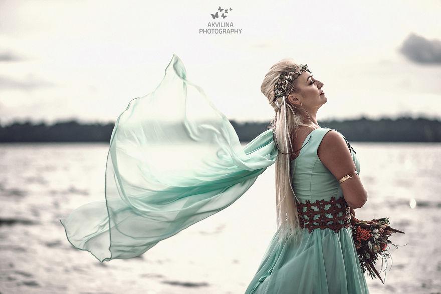 Svadba inšpirovaná seriálom Vikingovia - Obrázok č. 22