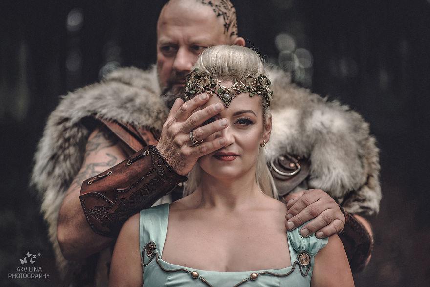 Svadba inšpirovaná seriálom Vikingovia - Obrázok č. 26