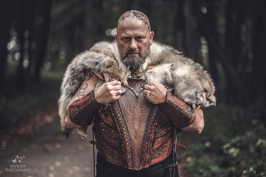 Svadba inšpirovaná seriálom Vikingovia - Obrázok č. 27