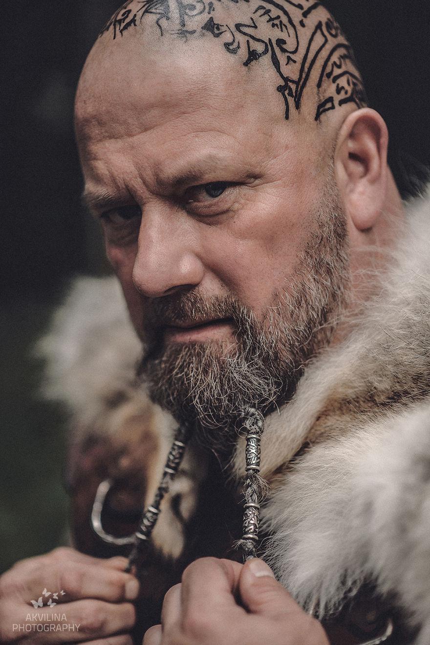 Svadba inšpirovaná seriálom Vikingovia - Obrázok č. 28