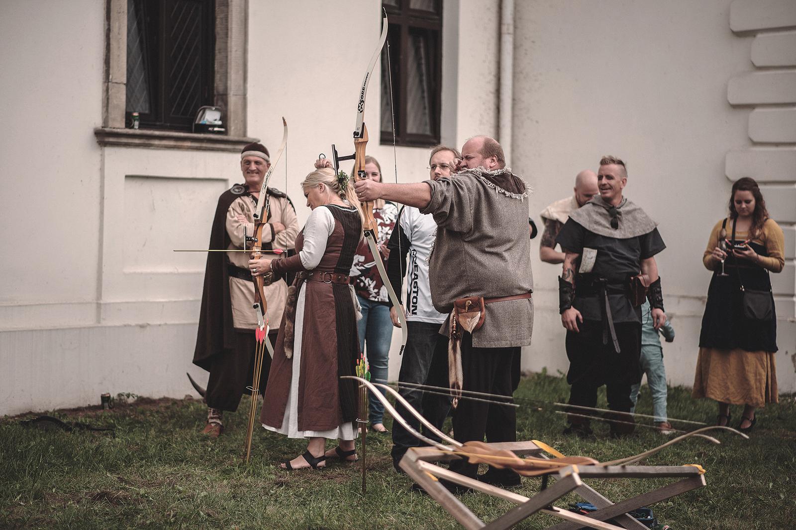Svadba inšpirovaná seriálom Vikingovia - Obrázok č. 30