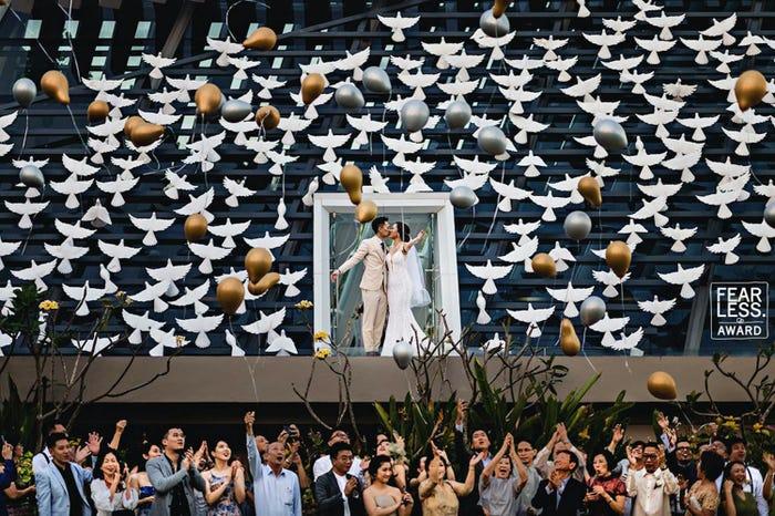 Najlepšie svadobné fotografie za rok 2019 - Obrázok č. 3