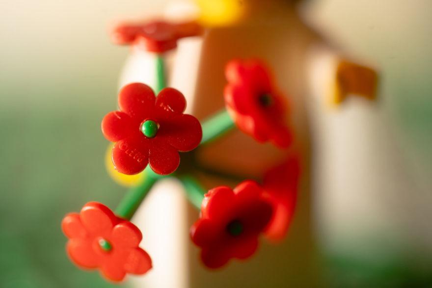 Fotograf počas pandémie vytvoril svadobné fotky vďaka stavebnici LEGO - Obrázok č. 5