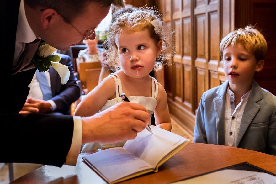 Detičky na svadbách 👧👦 - Obrázok č. 4