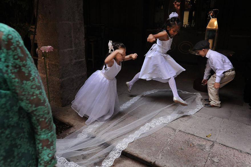 Detičky na svadbách 👧👦 - Obrázok č. 13