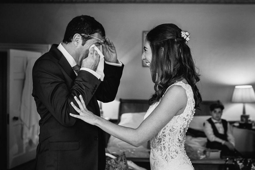Otcovské momenty na svadbách - Obrázok č. 6