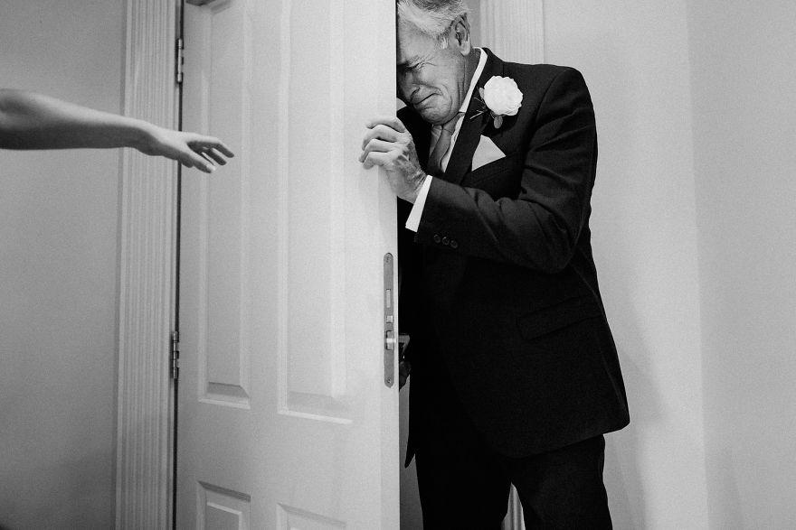Otcovské momenty na svadbách - Obrázok č. 23