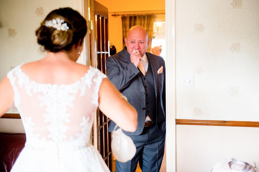 Otcovské momenty na svadbách