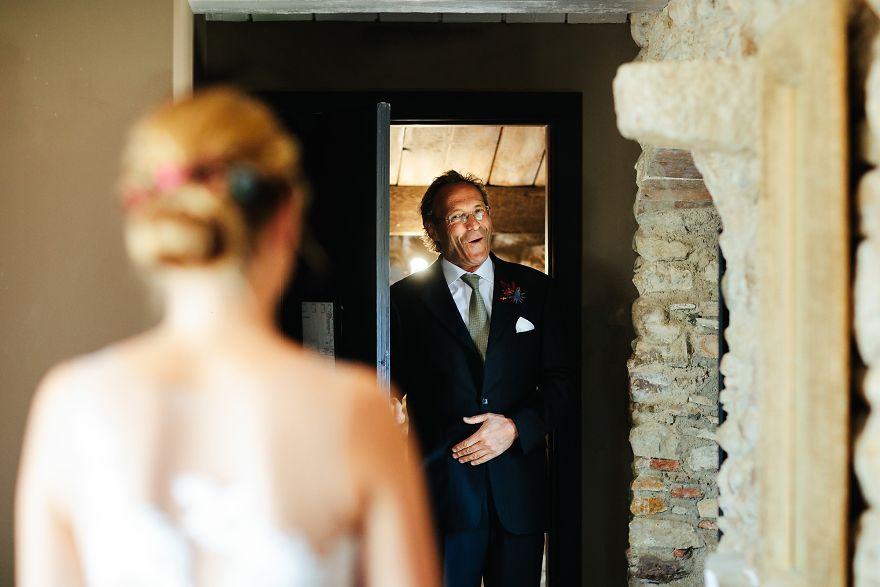 Otcovské momenty na svadbách - Obrázok č. 20