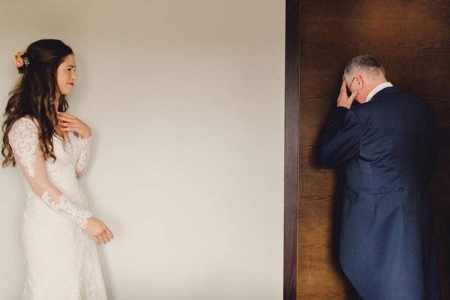 Otcovské momenty na svadbách - Obrázok č. 12