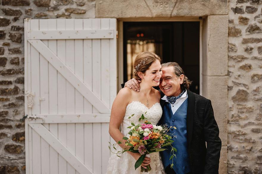 Otcovské momenty na svadbách - Obrázok č. 5