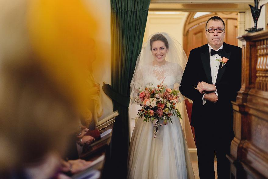 Otcovské momenty na svadbách - Obrázok č. 13