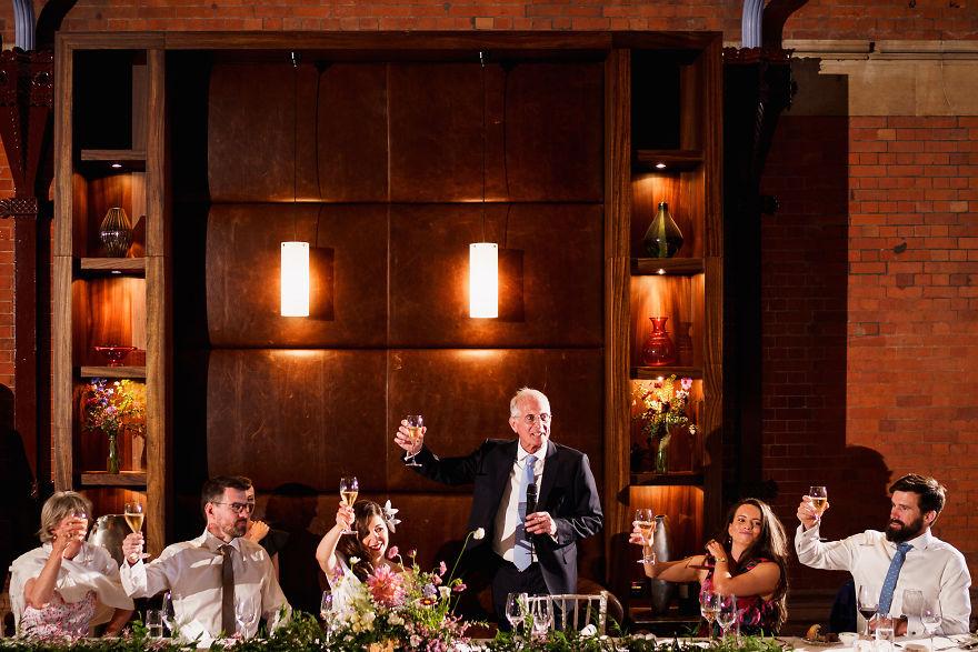Otcovské momenty na svadbách - Obrázok č. 4