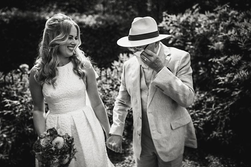 Otcovské momenty na svadbách - Obrázok č. 17