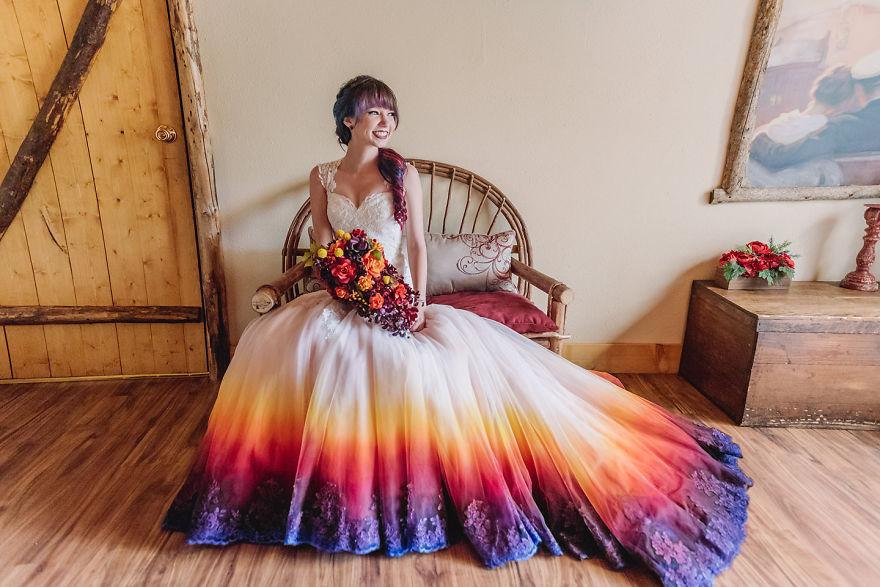 Nádherné šaty od Taylor Ann Linko