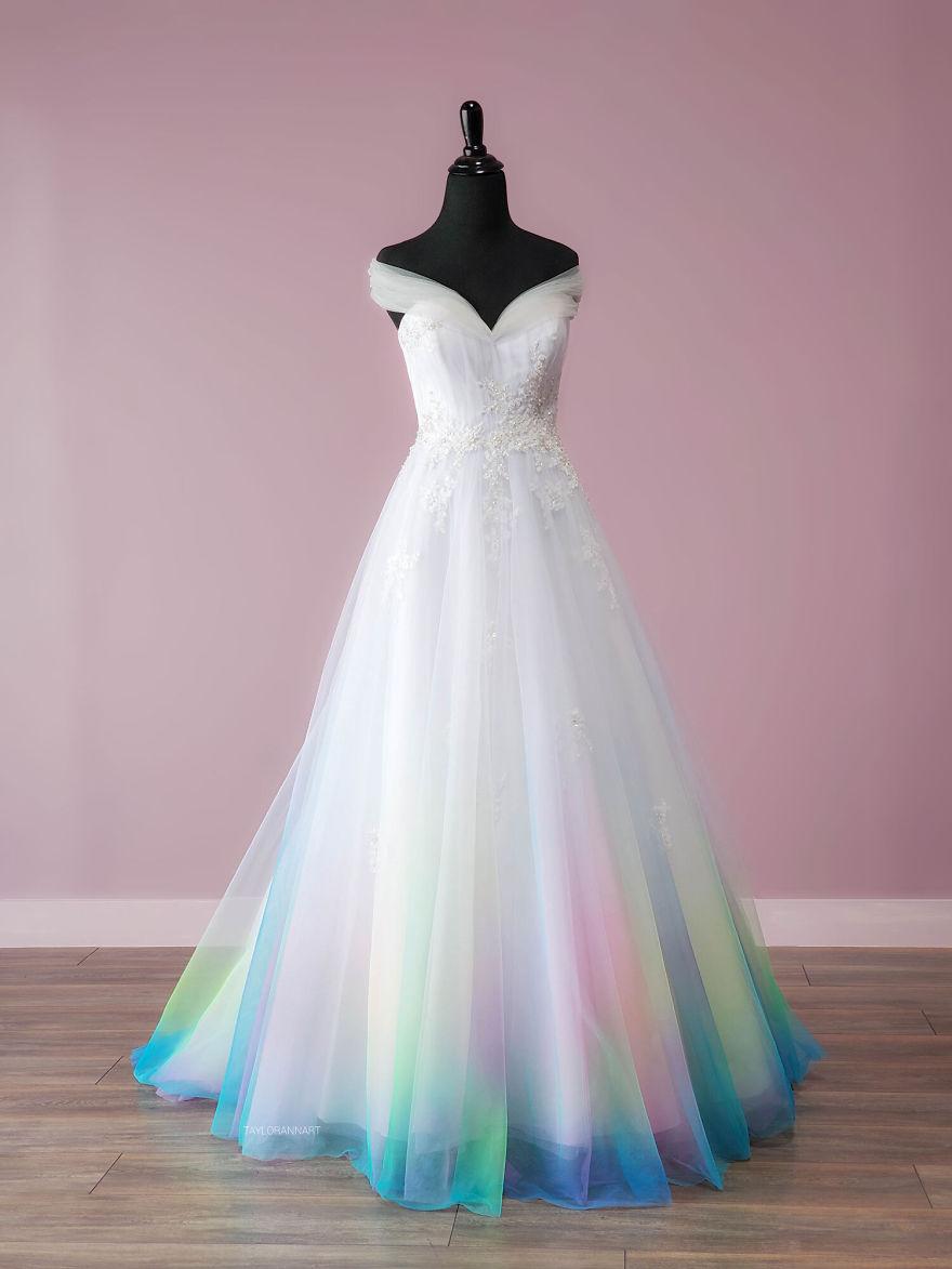 Nádherné šaty od Taylor Ann Linko - Obrázok č. 8