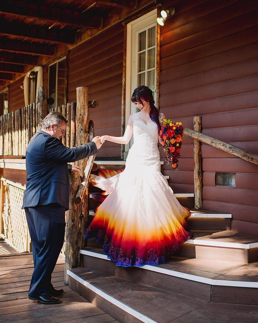 Nádherné šaty od Taylor Ann Linko - Obrázok č. 4