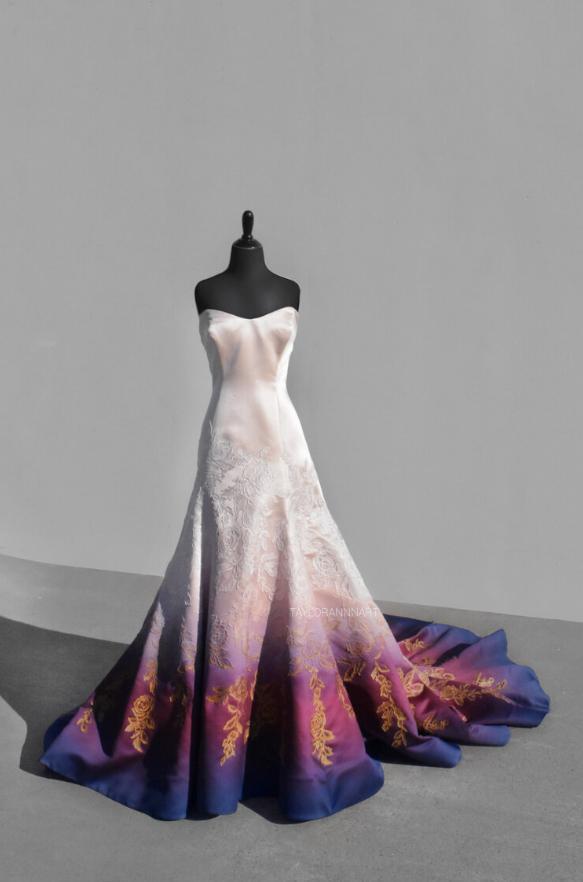 Nádherné šaty od Taylor Ann Linko - Obrázok č. 12