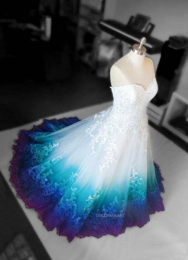 Nádherné šaty od Taylor Ann Linko - Obrázok č. 14