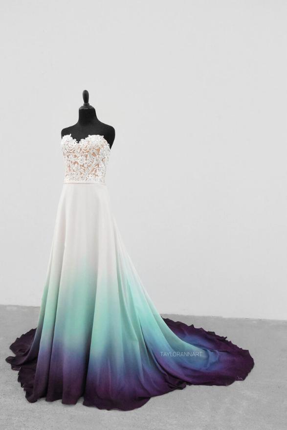Nádherné šaty od Taylor Ann Linko - Obrázok č. 11
