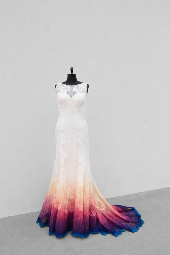 Nádherné šaty od Taylor Ann Linko - Obrázok č. 10