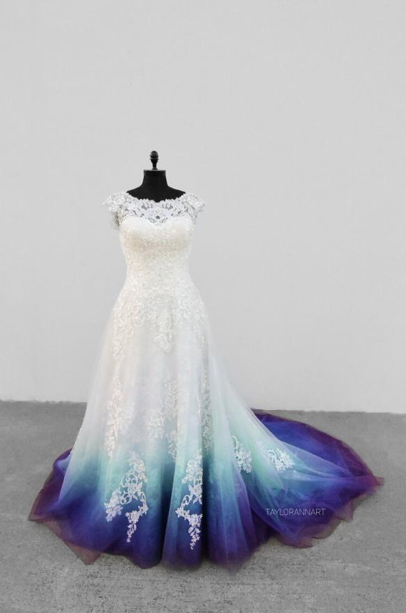 Nádherné šaty od Taylor Ann Linko - Obrázok č. 9