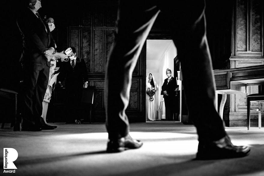 25 najlepších svadobných fotografií zachytených počas pandémie - Obrázok č. 5