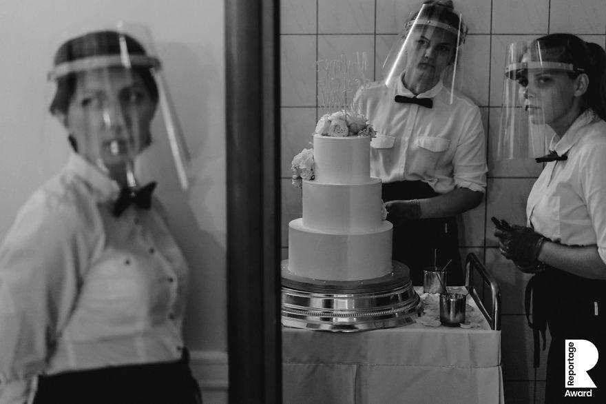 25 najlepších svadobných fotografií zachytených počas pandémie - Obrázok č. 15