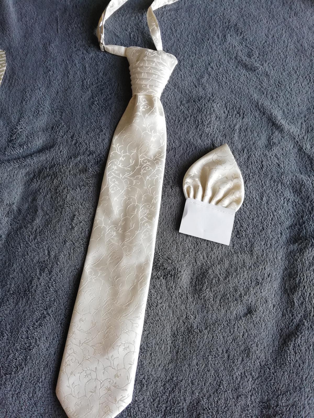 ozdobná kravata - Obrázok č. 1