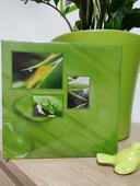 Fotoalbum Hama - zeleny - 10x15 cm ,