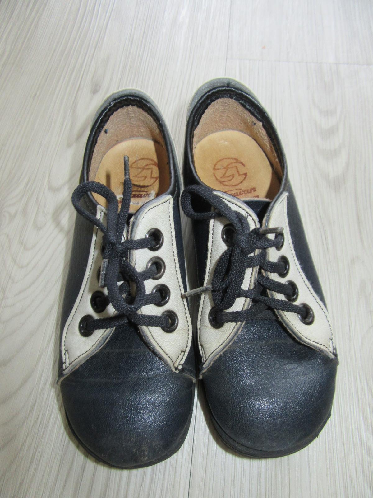 Dětský oblek a boty vel 98 - Obrázek č. 4