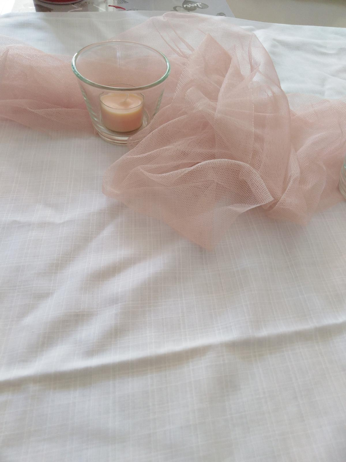 Svícen na čajovou svíčku 16ks - Obrázek č. 1