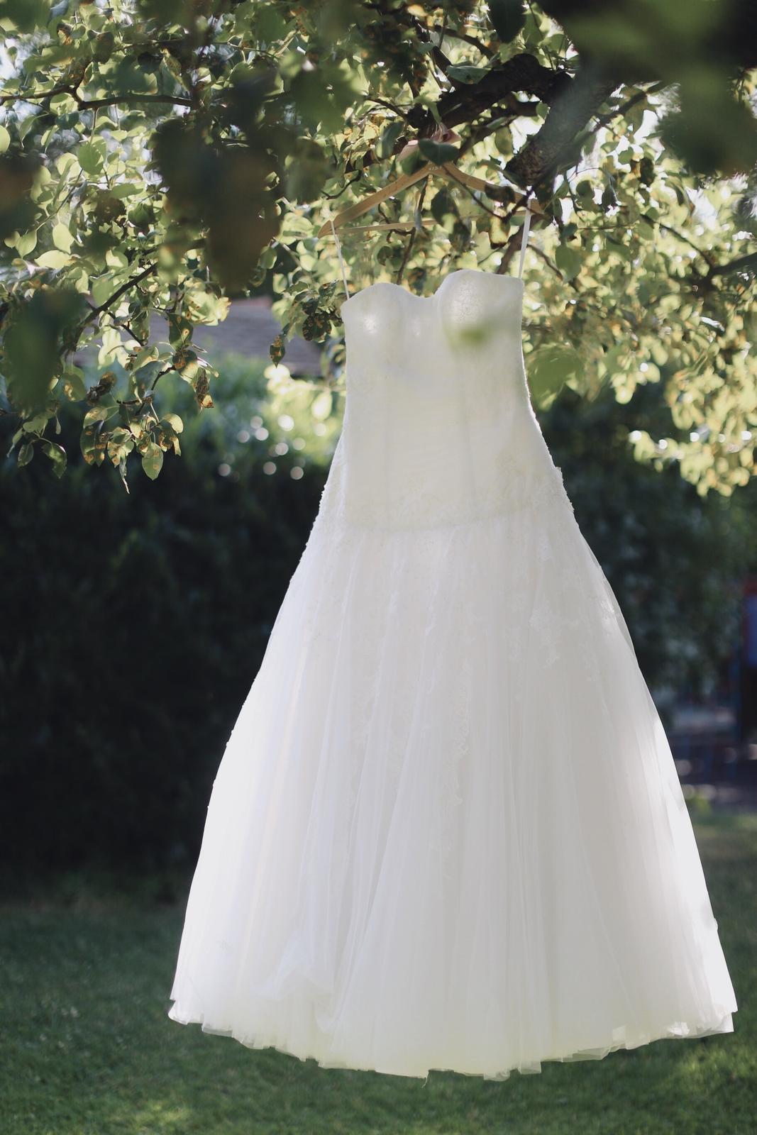 Svatební šaty San Patrick - Obrázek č. 1