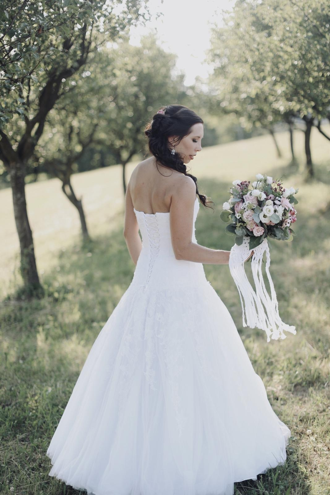 Svatební šaty San Patrick - Obrázek č. 2