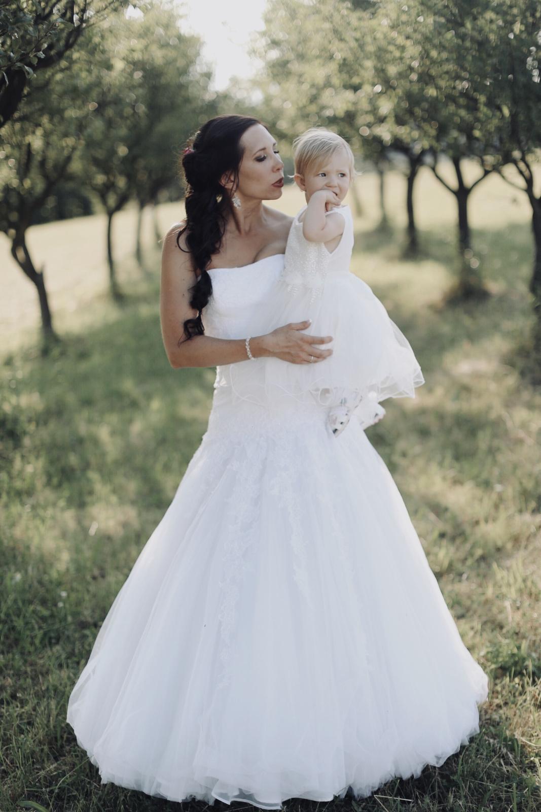 Svatební šaty San Patrick - Obrázek č. 3