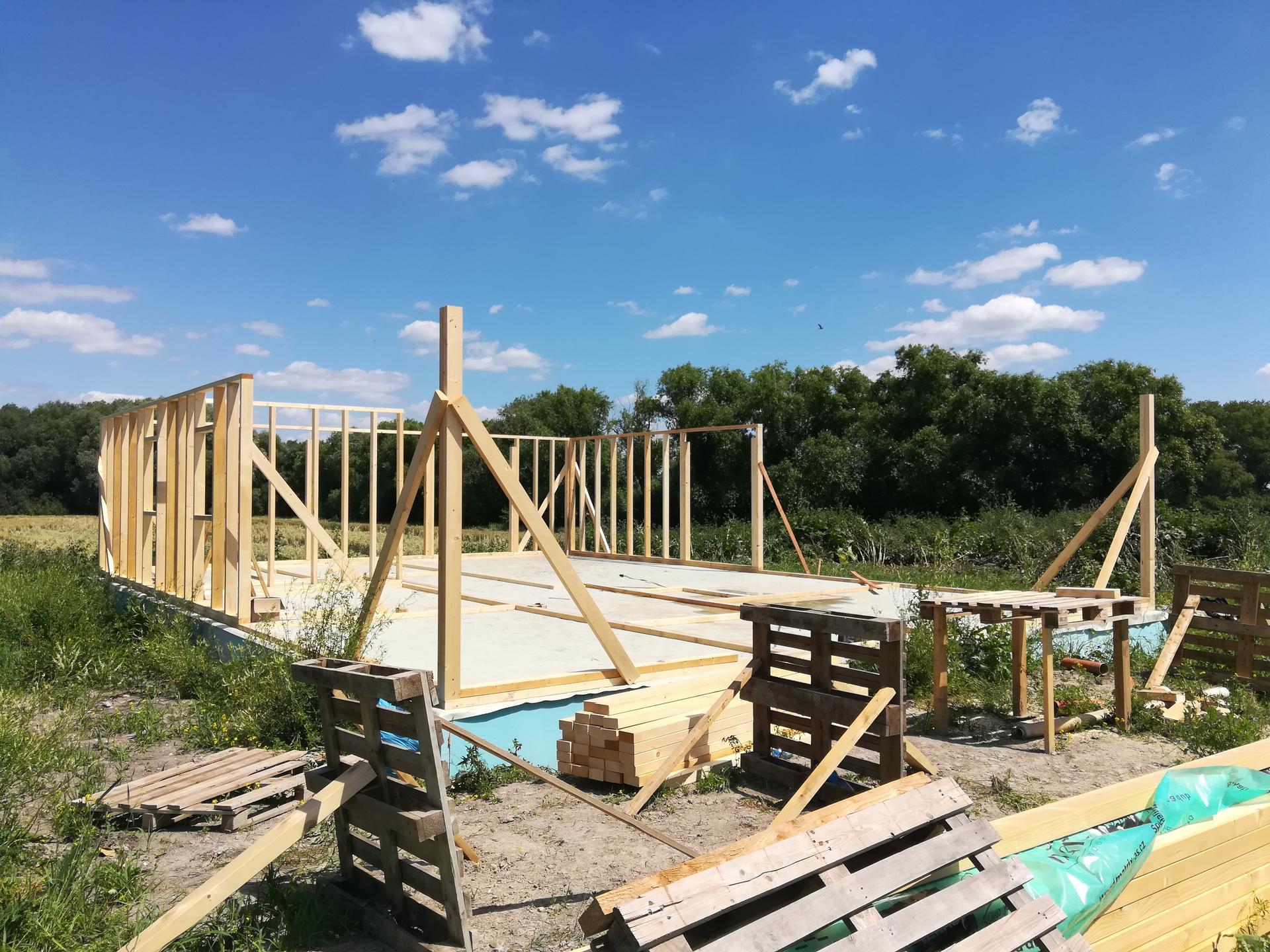 Pomalu začínáme stavět - Obrázek č. 17